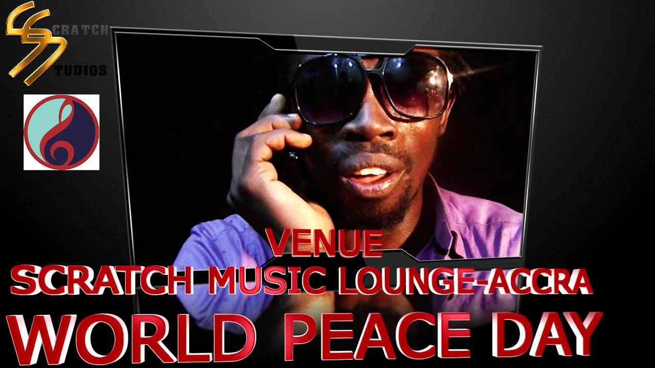 【Youtube】OSWALD KOUAME-GLOBAL PEACE CONCERT 2012