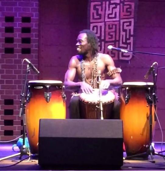 Oswald Kouame -African Fes. Yokohama 2015- #4