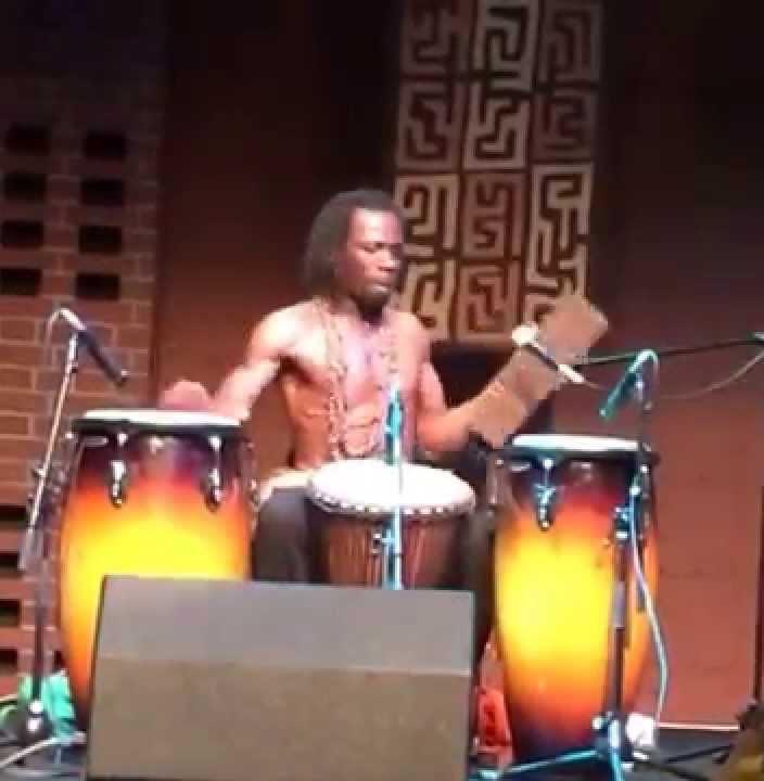 Oswald Kouame -African Fes. Yokohama 2015- #3