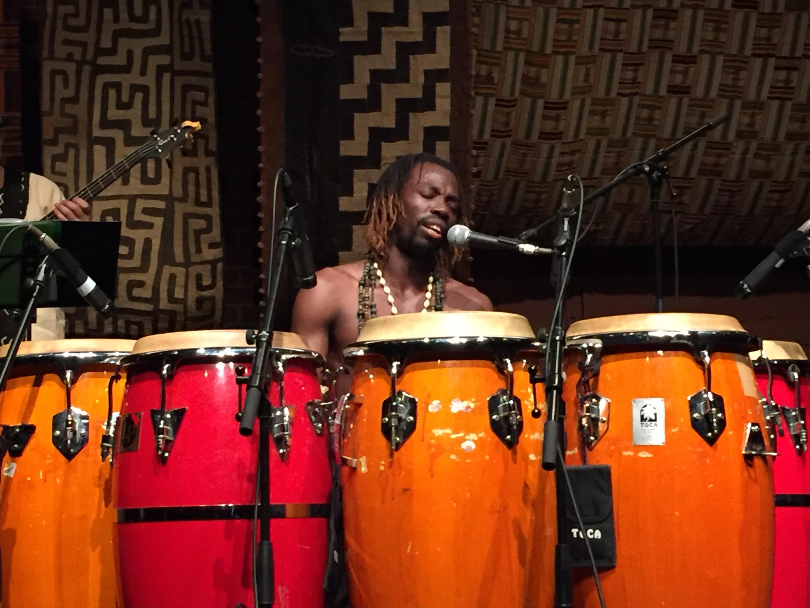 Bomo★オズワルド・コアメin アフリカンフェスティバルよこはま2016 – #2