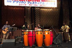 Take 6★Oswald Kouame -African Fes.Yokohama 2016 – #1