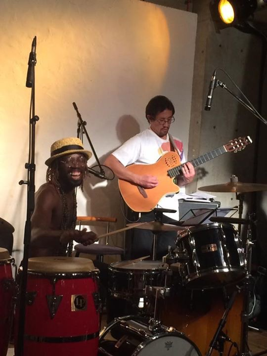 山手線 ★World Music Tour 2016 vol.3 ★Otokura, Shimokitazawa
