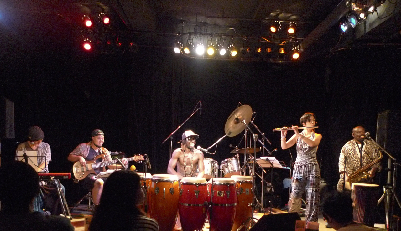 【TRAILER】Oswald Kouame & N'Zassa Music ★Let's Grooove ! in Akasaka★ DVD