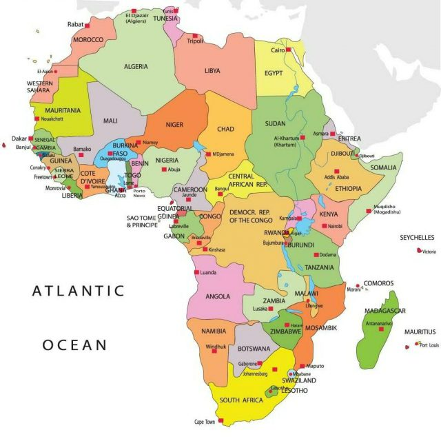 where is ivory coast on the map of africa where is ivory coast on the map of africa